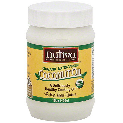 Nutiva Organic Extra Virgin Coconut Oil, 15 oz (Pack of 12)