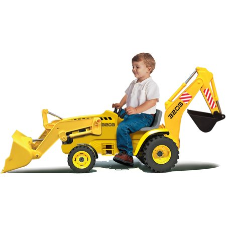 Skyteam Technology Construction Backhoe Loader Ride-on