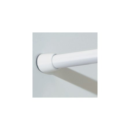 Interdesign Shower Curtain Tension Rod White Large 50 87