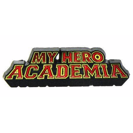 My Hero Academia Logo Enamel Collector Pin (Heroes Pin)