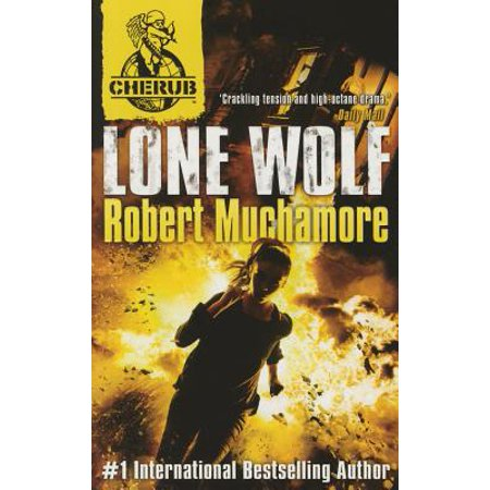 CHERUB VOL 2, Book 4 : Lone Wolf