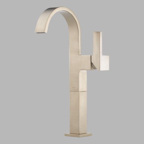 Brizo - Siderna: Single Handle Lavatory Faucet - 65480LF-PC-ECO