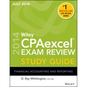 Wiley Cpaexcel Exam Review Spring 2014 Study Guide : Financial Accounting and Reporting