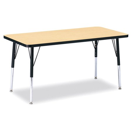 Jonti-Craft Ridgeline Rectangle Activity Table