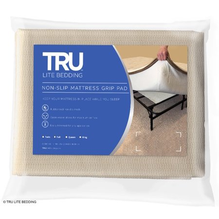 Tru Lite Bedding Non Slip Mattress Or Rug Grip Pad Full
