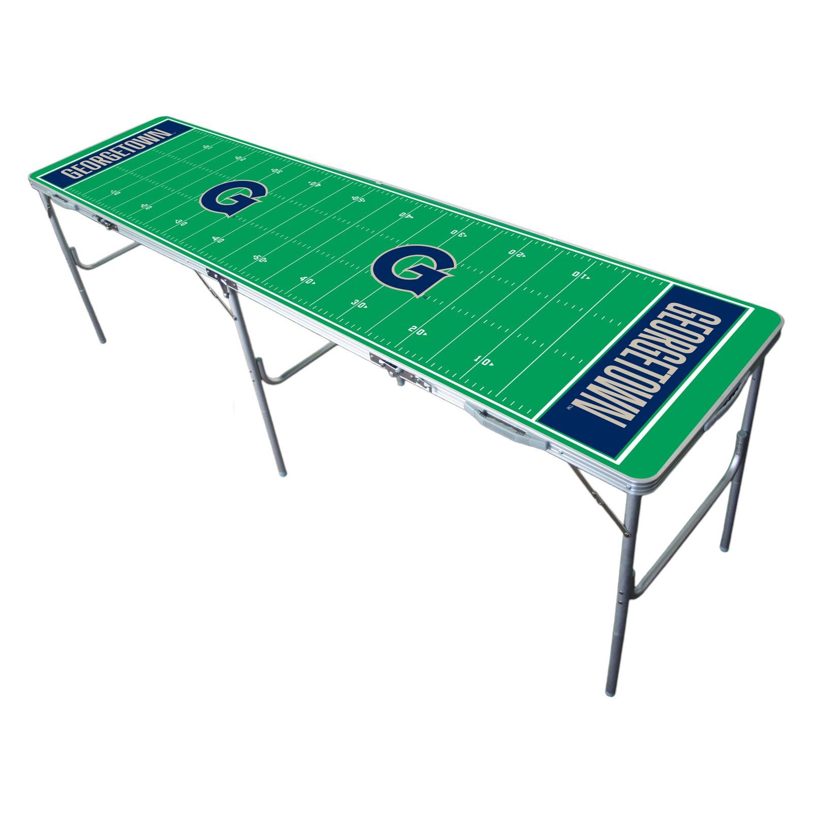 Tailgate Table 2 x 8 NCAA Georgetown