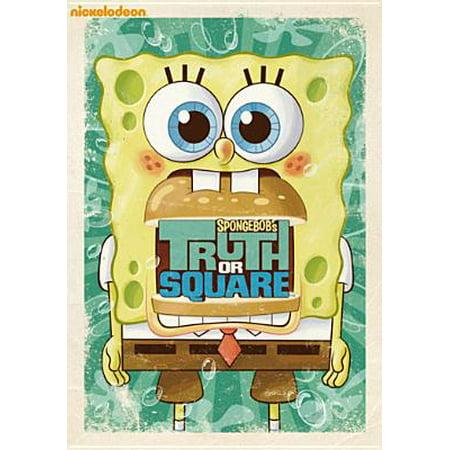 SpongeBob SquarePants: Truth Or Square (Full Frame) - Spongebob Halloween Full Episode