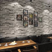 Brick Wallpaper - 3d brick wallpaper living room