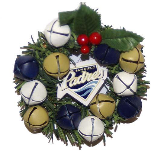 Wreath Ornament, Padres