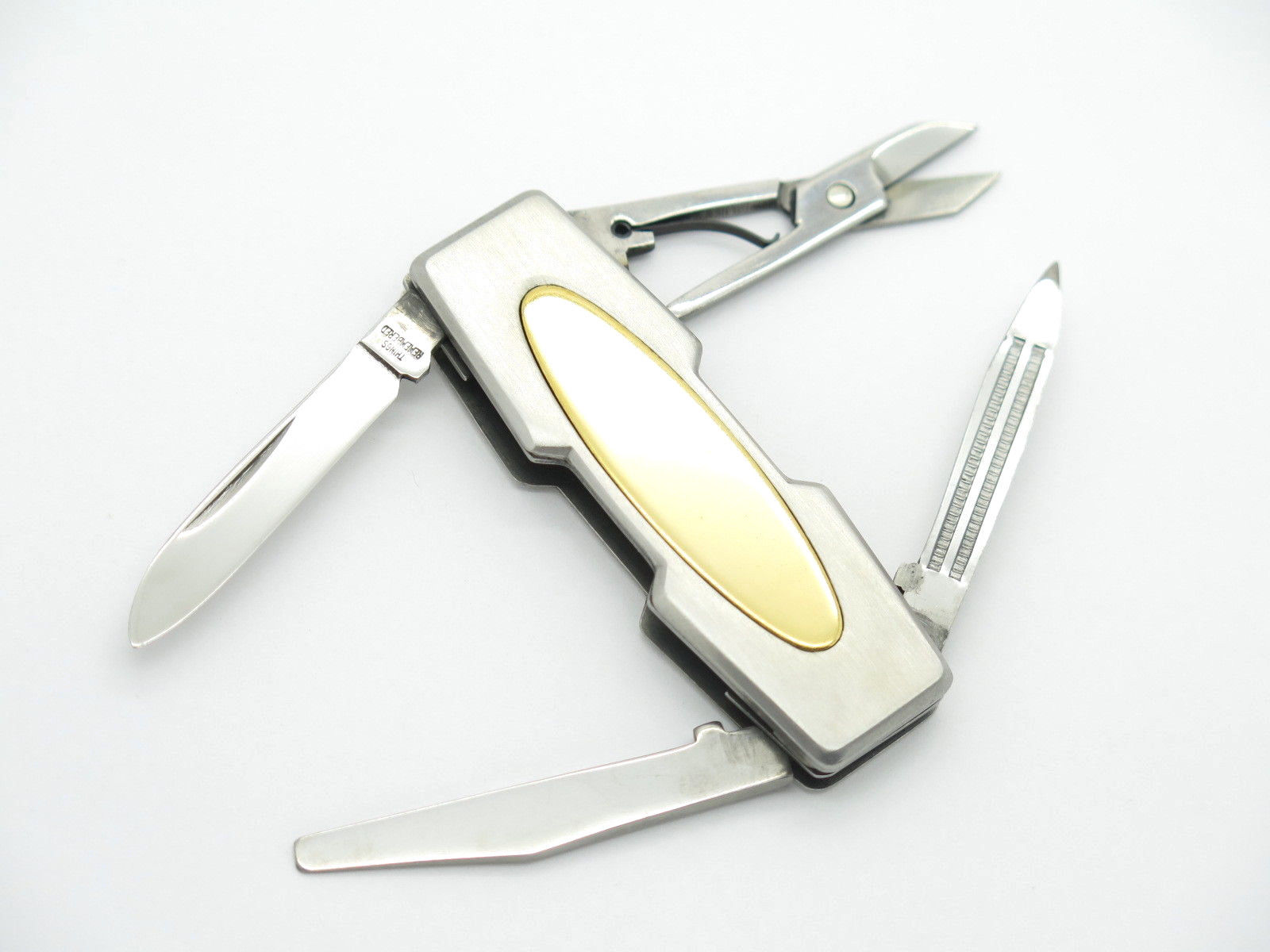 Things Remembered Seki Japan Stainless Gentleman Folding Pocket Knife Parker Walmart Com Walmart Com