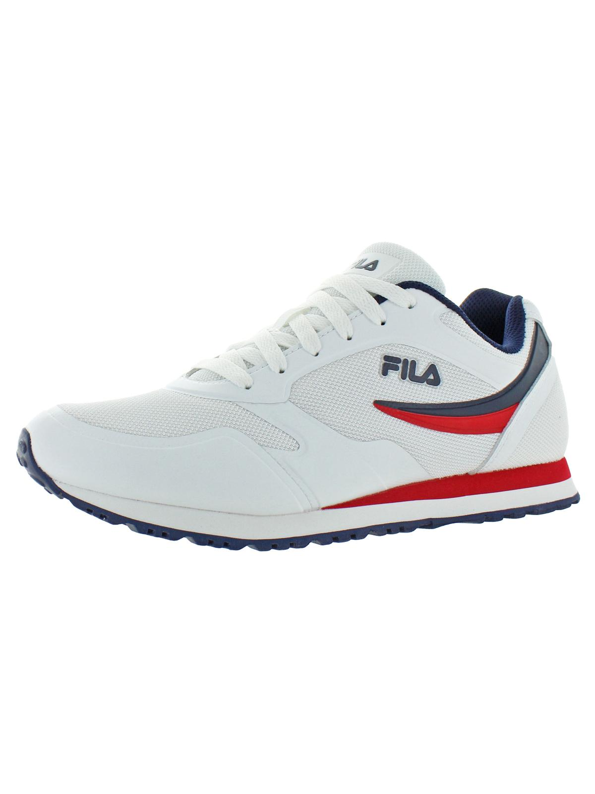 Fila Fila Mens Forerunner Breathable Sport Tennis Shoes