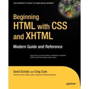 Beginning HTML with CSS and XHTML: Modern Guide and Reference (Paperback)
