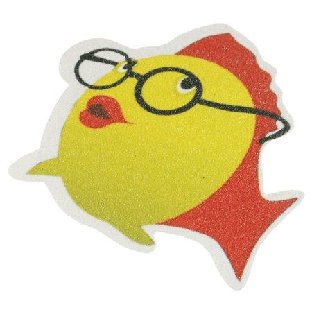 6pcs/set Bathtub Non Slip Sticker Sea Fish Conch Pattern Anti-skid Safety Bath Tub Shower Bathroom Decor - image 4 of 9