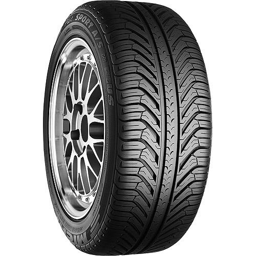 ***DISC by ATD**Michelin Pilot Sport A/S Plus Tire 245/45ZR18 96Y