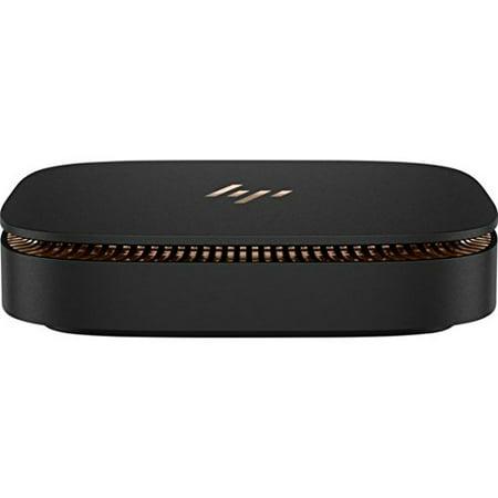 HP Elite Slice Desktop Ultra-Small Form Factor Business Desktop Computer ( Intel i7 Quad-core, 16GB RAM, 1TB SSD, Wifi, Bluetooth, Win 10 Pro)