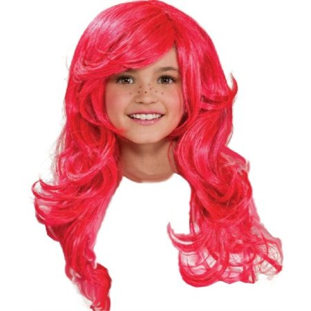 Strawberry Shortcake Child's - Strawberry Shortcake Wig