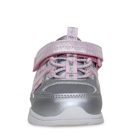 Athletic Works Bungee Athletic Sneaker (Infant Girls)