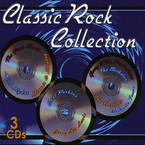 Classic Rock Collection (3 Disc Box Set)