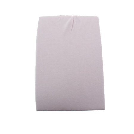 Kids Line Baby Girl Fitted Bassinet Sheet Pink