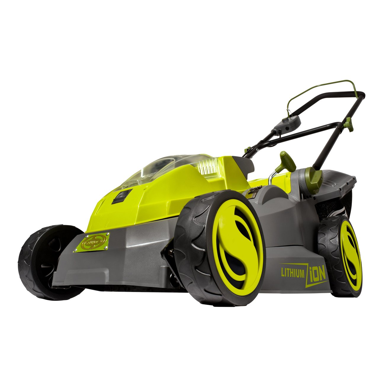Sun Joe iON16LM-CT Cordless Lawn Mower | 16 inch | 40V | Brushless Motor (Core Tool Only)