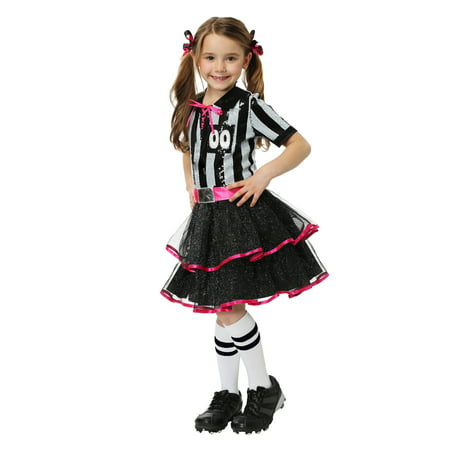 Girls Darling Ref Costume - John Darling Costume