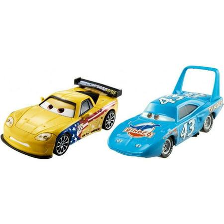 ... 170315133247 nakagawa new 5 jpg Source Disney Pixar Cars 3 Jeff Gorvette & King Die