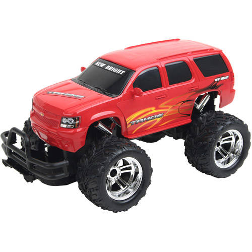 New Bright Chevrolet Tahoe Radio-Controlled Vehicle, Red