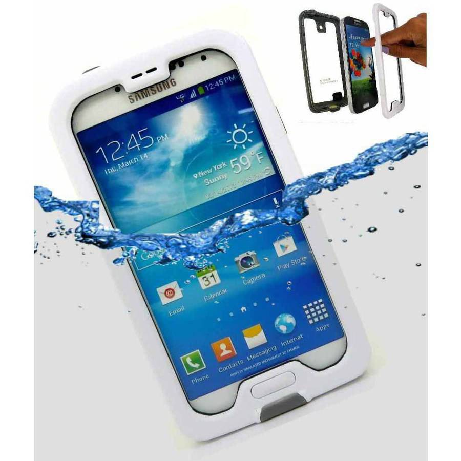 Galaxy S4  Lifeproof nuud series case samsung