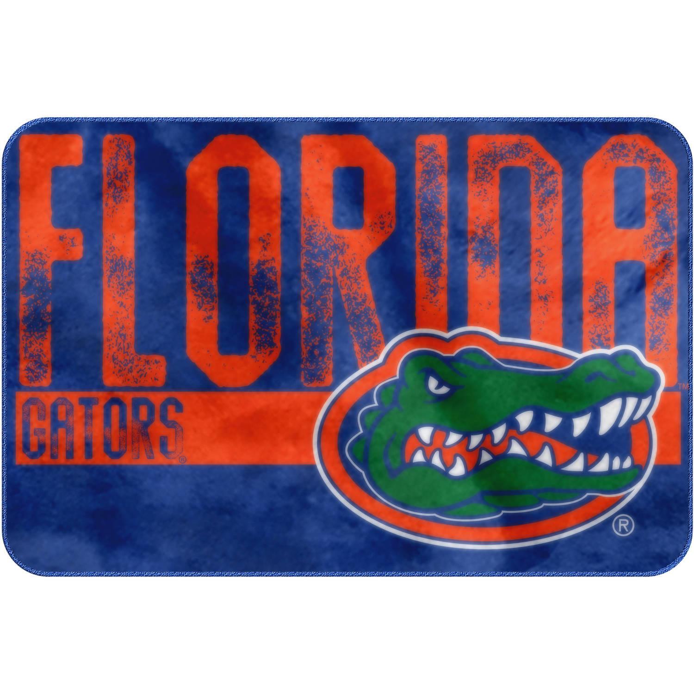 """NCAA Florida Gators """"Worn Out"""" Mat, 20"""" x 30"""""""
