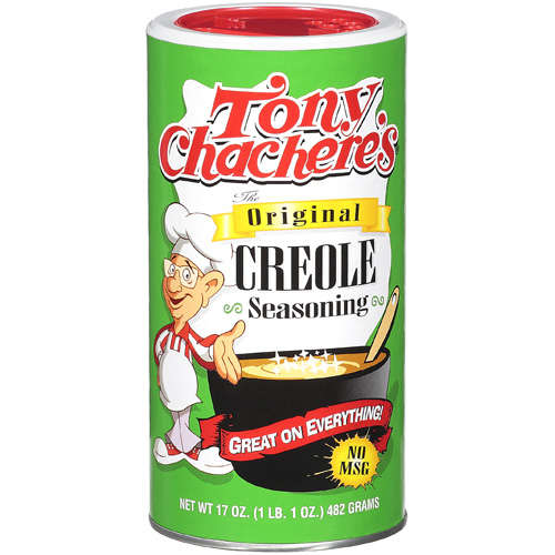 Tony Chachere's: Creole Original Seasoning, 17 Oz