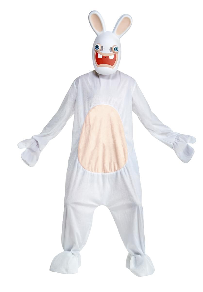 Rabbids Invasion Economy Adult Costume by Palamon