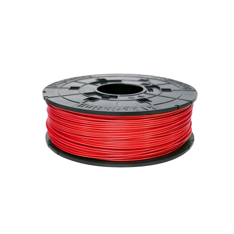 XYZprinting Red ABS Filament Refill, 600g