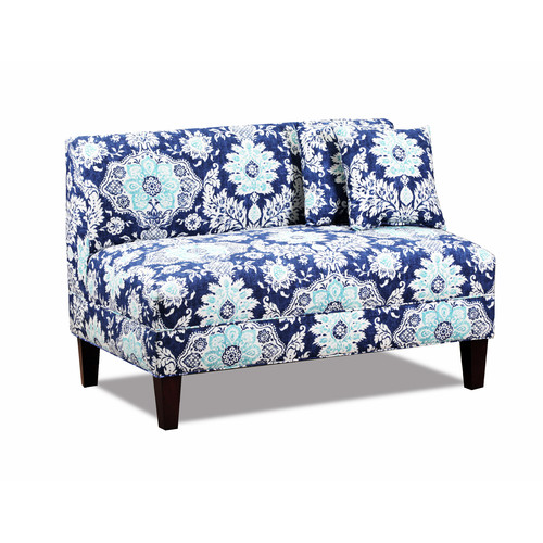 Carolina Accents Briley Armless Loveseat