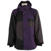 Sessions Istodis Snowboard Jacket Purple Mens