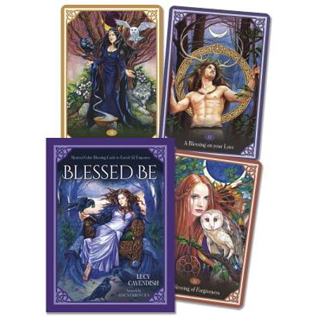 Irish Celtic Blessings (Blessed Be Cards: Mystical Celtic Blessings to Enrich and Empower (Other))