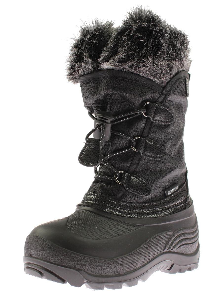 Kamik Girls Powdery Waterproof Winter Boots