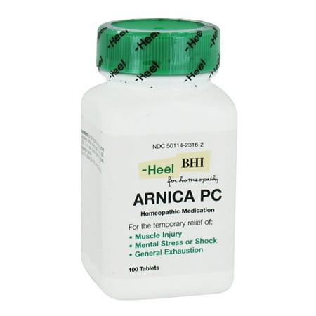 Talon Bhi Arnica Pc homéopathique Comprimés - 100 Ea