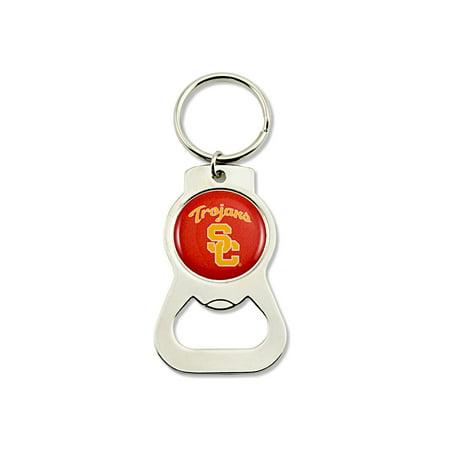 University Key (NCAA University Of Southern California Bottle Opener Key Chain USC (AM) )