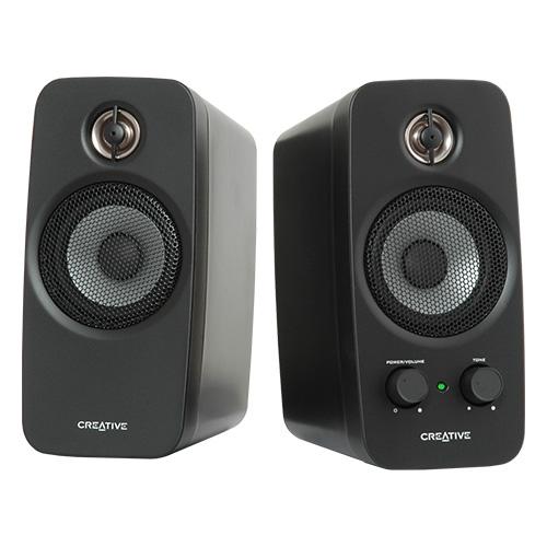 Creative Labs 51mf1601aa000 Creative Inspire T10 Multimedia Speaker System, 2.0 Channel