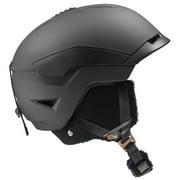 Salomon Quest Womens Freeride All Mountain Ski/Snowboard Helmet Medium, Black