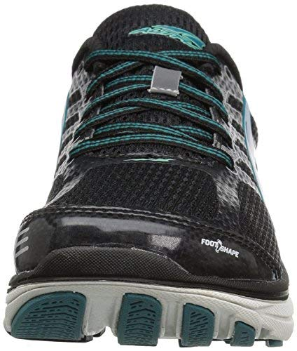 altra provision 3.0 women's road running running road shoe, black/teal, 8.5 86daa0