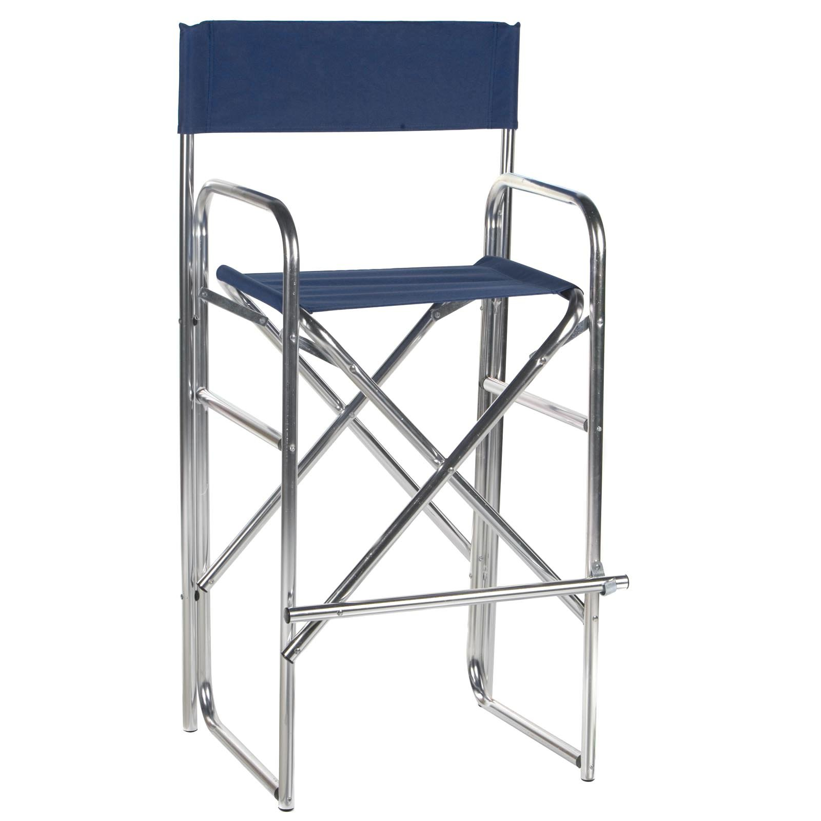 height bar walmart inch ip com frame chair aluminum tall directors