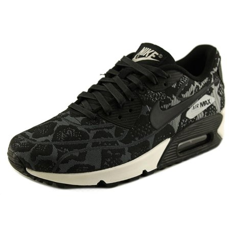 designer fashion 37230 a0b17 Nike - Nike Air Max 90 Jcrd Women Round Toe Synthetic Black ...