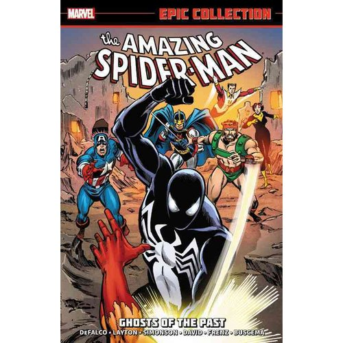 The Amazing Spider-Man Epic Collection: Ghosts of the Past