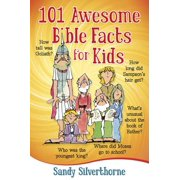 101 Awesome Bible Facts for Kids - eBook