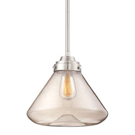 Millennium Lighting 5701-BN Mini Pendant Light In Brushed Nickel