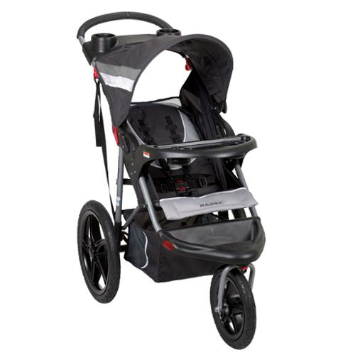 Baby Trend Range System Single Seated Jogging Stroller in Liberty | JG99711