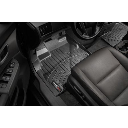 Weather Tech 443591 11 14 Explorer Front Digitalfit Floorliner  Black