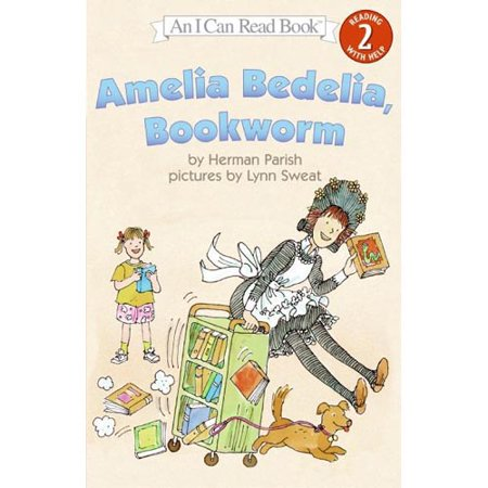 Amelia Bedelia, Bookworm by