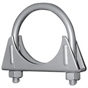 Nickson N16-00032 Standard Muffler Clamp - 1.5 in.